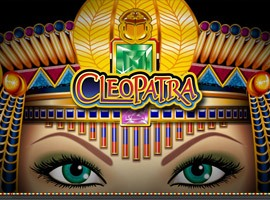 cleopatra slot machine image 1