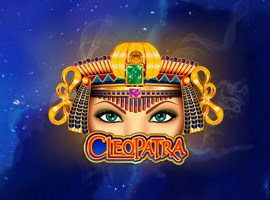 cleopatra slot machine image 2
