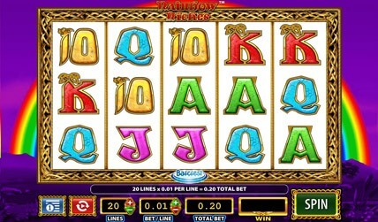 Rainbow Riches Slot screenshot 2