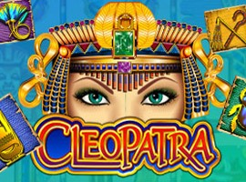Spend Time with the most Desire woman of the Ancient World Cleopatra in Cleopatra slots
